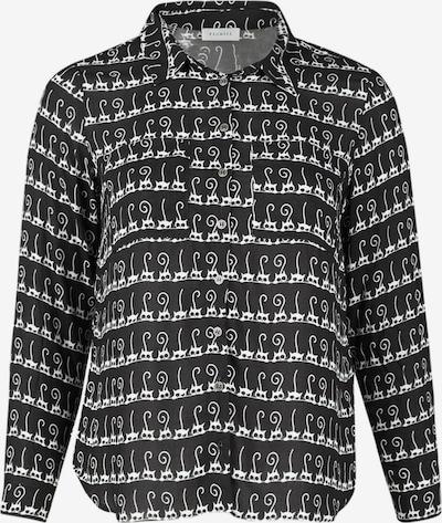 Promiss Bluse in creme / schwarz, Produktansicht