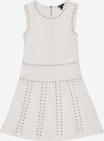 GUESS Šaty 'PONTE SL DRESS_PARTY DRESS' - biela, Produkt