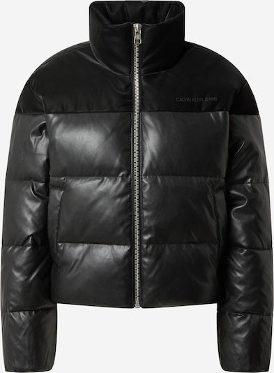Calvin Klein Jeans Jacke in schwarz, Produktansicht