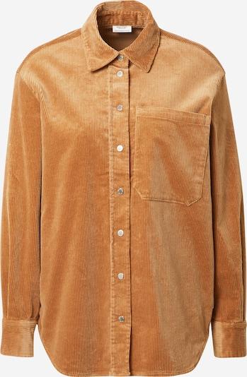 Marc O'Polo DENIM Bluse in braun, Produktansicht
