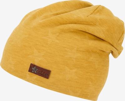 STERNTALER Mütze in gelb, Produktansicht
