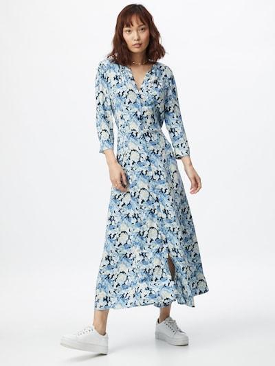 Rochie tip bluză 'ODESSA' Soyaconcept pe albastru / albastru deschis / albastru închis / alb, Vizualizare model