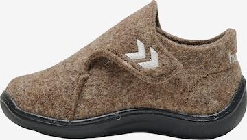 Hummel Sneakers in Beige