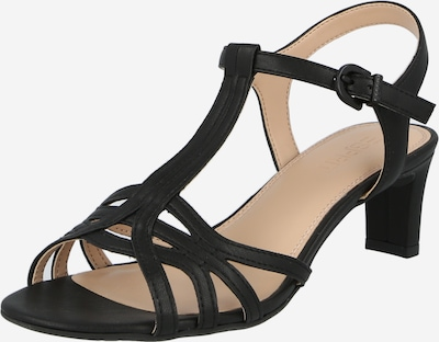ESPRIT Sandale 'Olea' in schwarz, Produktansicht