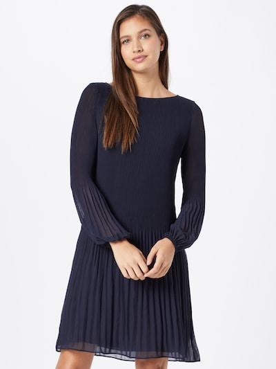 BOSS Casual Šaty 'C_Dasie' - námornícka modrá / svetlomodrá, Model/-ka