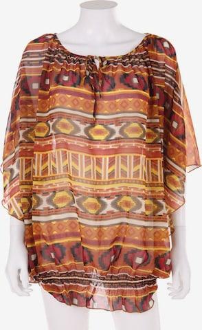 ZABAIONE Bluse in XL in Mischfarben
