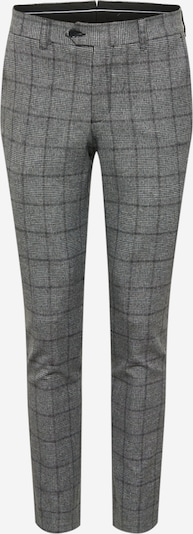 SELECTED HOMME Hose in grau / anthrazit, Produktansicht