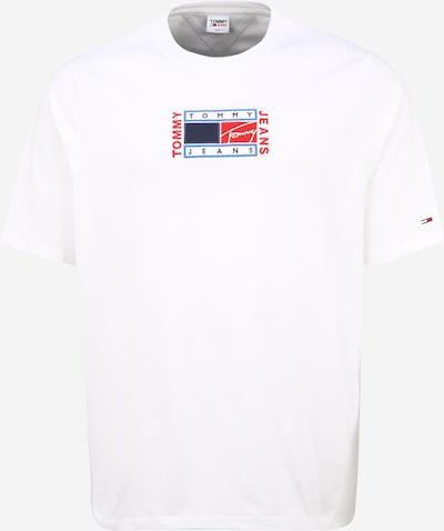 Tommy Jeans Plus Majica u plava / svijetloplava / crvena / bijela, Pregled proizvoda