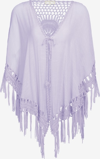 MYMO Cape in Pastel purple, Item view