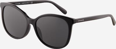 COACH Sonnenbrille '0HC8271U' in schwarz, Produktansicht