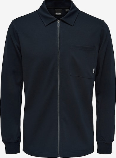 Only & Sons Jacke 'Rover' in navy, Produktansicht