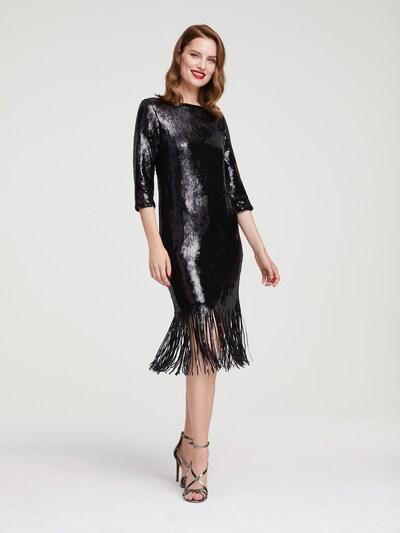 heine Koktel haljina u crna, Prikaz modela
