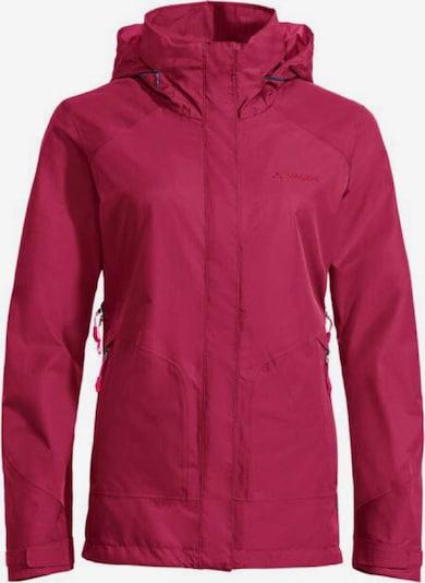 VAUDE Jacke in pink, Produktansicht