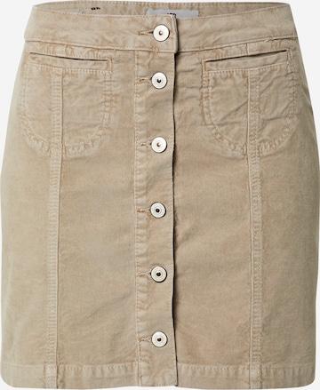 LTB Skirt 'Ellis X' in Beige