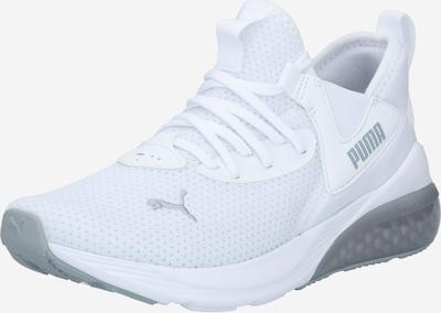 PUMA Chaussure de sport en gris clair / blanc, Vue avec produit
