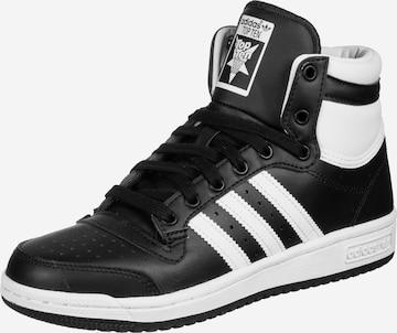 ADIDAS ORIGINALS Sneaker 'Top Ten' in Black