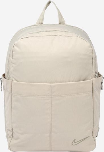 NIKE Sac à dos de sport en mastic, Vue avec produit