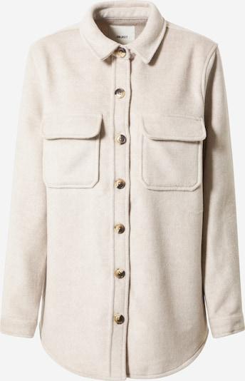 OBJECT Jacke in beige, Produktansicht