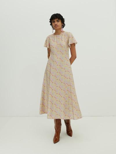 EDITED Vestido 'Marlen' en mezcla de colores, Vista del modelo