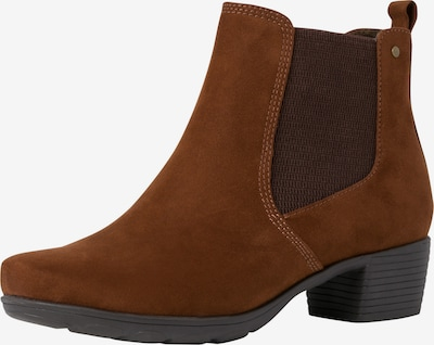 JANA Chelsea Boots in Brown, Item view