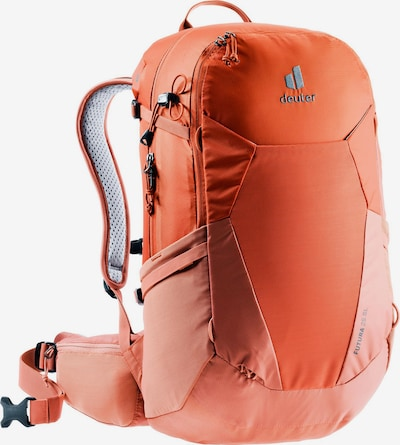 DEUTER Sportrucksack 'Futura' in blau / orange, Produktansicht