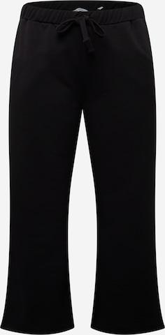 Pantaloni de la NU-IN Plus pe negru
