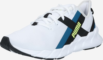 PUMA Sports shoe 'Weave XT Twin' in blue / black / white, Item view