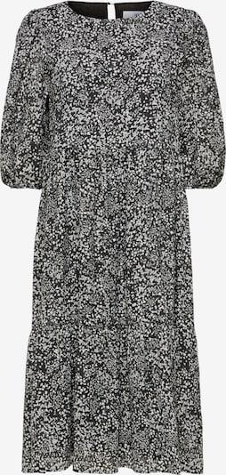 SELECTED FEMME Puseromekko 'Viole' värissä vaaleanharmaa / musta / valkoinen, Tuotenäkymä