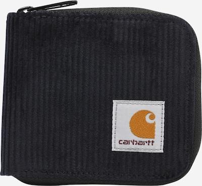 Carhartt WIP Geldbörse 'Flint' in anthrazit, Produktansicht