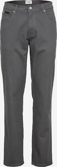 WRANGLER Jeans 'TEXAS' in grey denim, Produktansicht