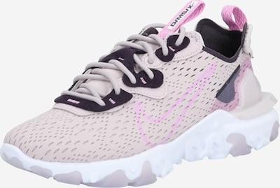 Sneaker low 'React Vision' Nike Sportswear pe liliac / roz vechi / negru, Vizualizare produs