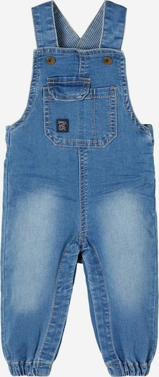 NAME IT Tuinbroek in de kleur Blauw denim, Productweergave