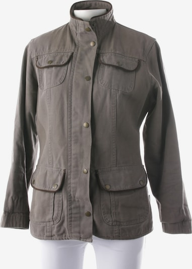 Barbour Übergangsjacke in S in taupe, Produktansicht