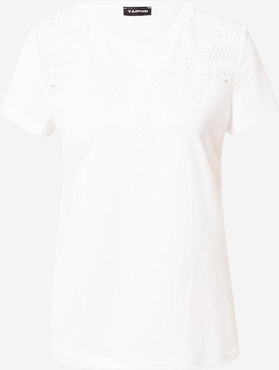 TAIFUN Camiseta en blanco, Vista del producto