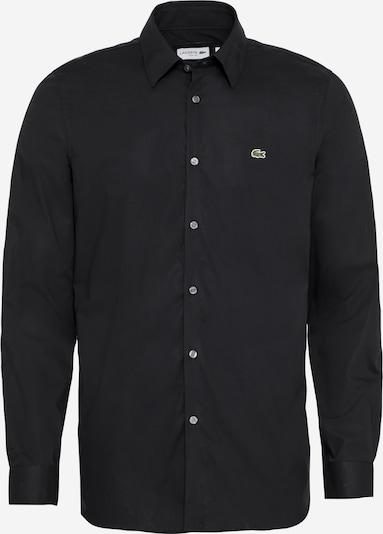LACOSTE Košeľa - čierna, Produkt
