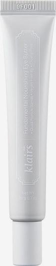 Klairs Augenpflege 'Fundamental Nourishing Eye Butter' in weiß, Produktansicht