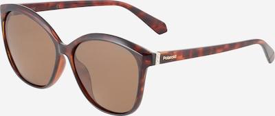 Polaroid Sonnenbrille '4100/F/S' in kastanienbraun, Produktansicht