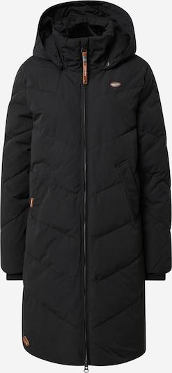Ragwear Wintermantel 'Rebelka' in schwarz, Produktansicht