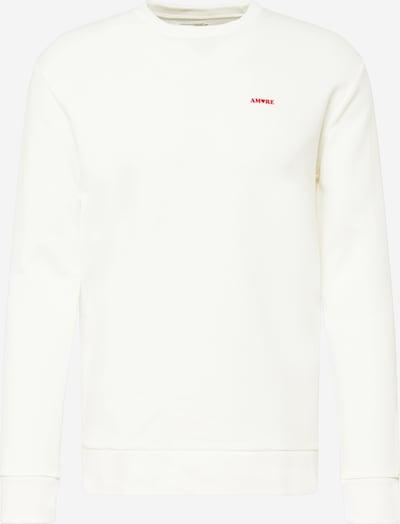 Brosbi Sweat-shirt 'THE AMORE' en blanc, Vue avec produit