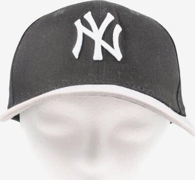 NEW ERA Basecap in XL in schwarz / wollweiß, Produktansicht