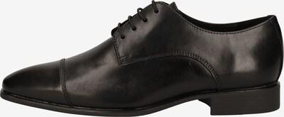 GEOX Businessschuhe in schwarz, Produktansicht