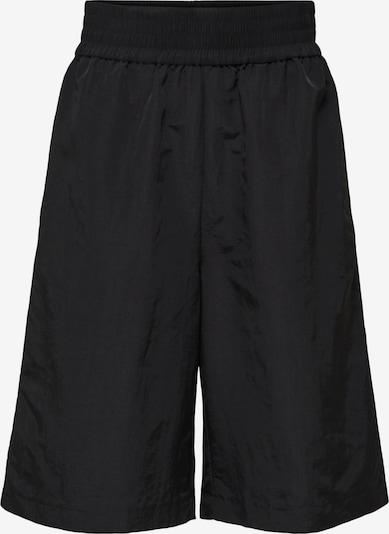 SELECTED FEMME Shorts 'Bella' in schwarz, Produktansicht