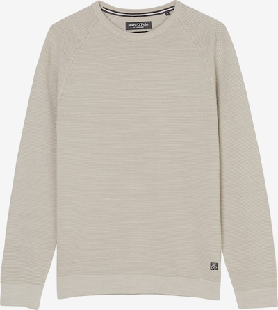 Marc O'Polo Pullover in hellbeige, Produktansicht