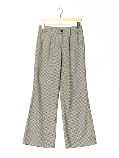 UNITED COLORS OF BENETTON Pants in L/32 in Black, Item view