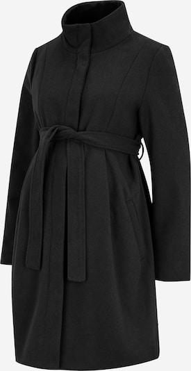 MAMALICIOUS Mantel 'MLROSE' in schwarz, Produktansicht