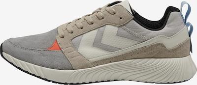 hummel hive Sneaker in creme / hellblau / rauchgrau / hellgrau / eierschale, Produktansicht