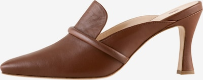 Högl Mules 'Selena' in Chamois, Item view