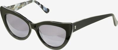 LDNR Retrosonnenbrille CHARLOTTE in schwarz, Produktansicht