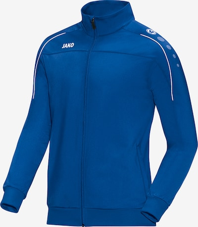 JAKO Trainingsjacke in blau, Produktansicht