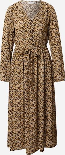 Rochie tip bluză MOSS COPENHAGEN pe galben miere / galben pastel / gri deschis / negru, Vizualizare produs